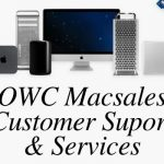 OWC Macsales Customer support & services