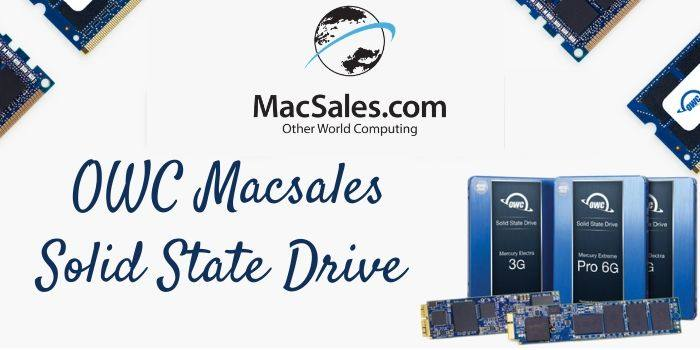 OWC Macsales Solid State Drive