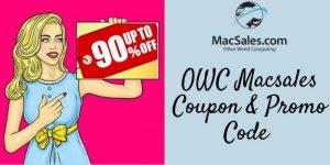 OWC Macsales coupon & promo code