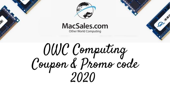 OWC computing coupon & promo code