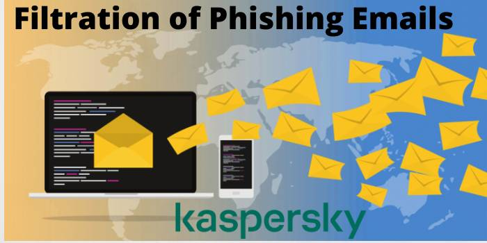 Filtration of Phishing E-mails