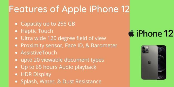 Apple-iPhone-12-Features