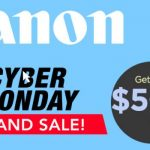 Canon Cyber Monday Sale