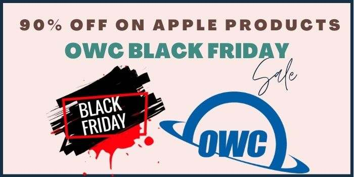 OWC Macsales Black Friday Sale