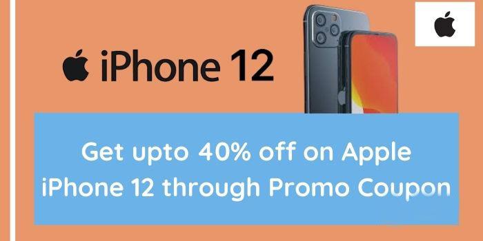 iPhone 12 Promo Codes